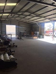 Geraldton Rubber & Conveyor Workshop