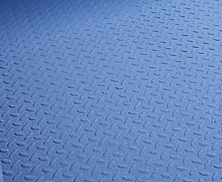 Polyurea Texture Ute Tray - Checker Plate
