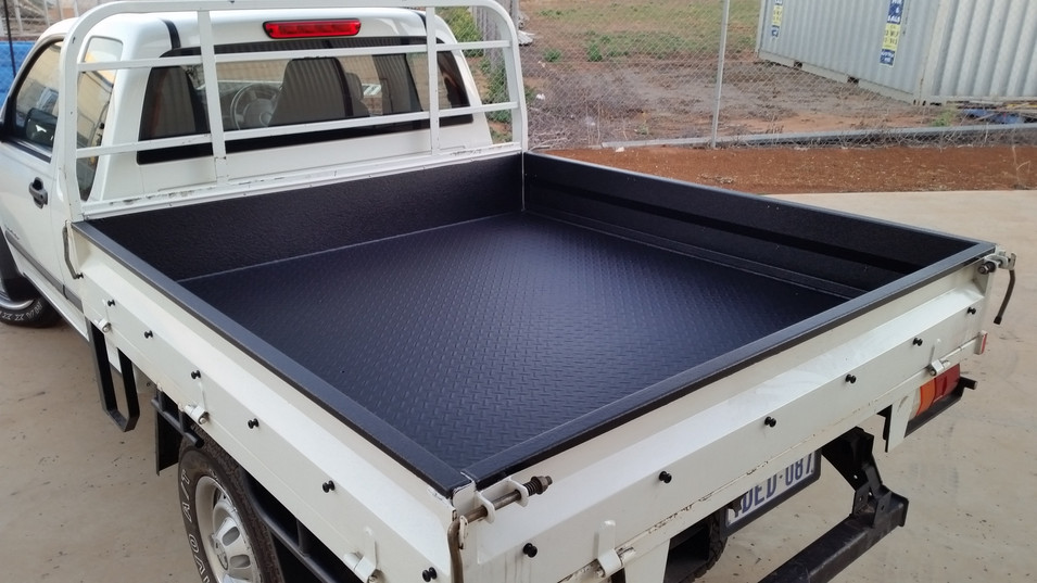 Ute Liner and drop sides