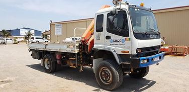 GRC Truck