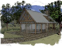 Chipola River Community Building