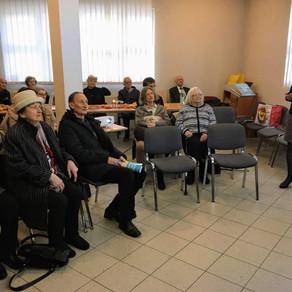 Adventné stretnutie seniorov