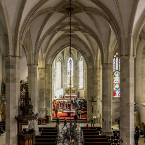 Vysielanie z Katedrály sv. Martina