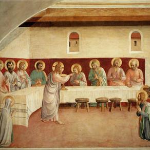 Priamy prenos kňazskej vysviacky br. Petra Kozmu