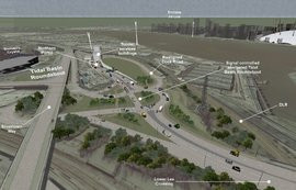 Air pollution fears delay Silvertown Tunnel decision