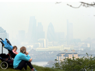 Bad Air in Greenwich