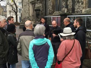 Trafalgar Rd Proposals, Walking Tour Update