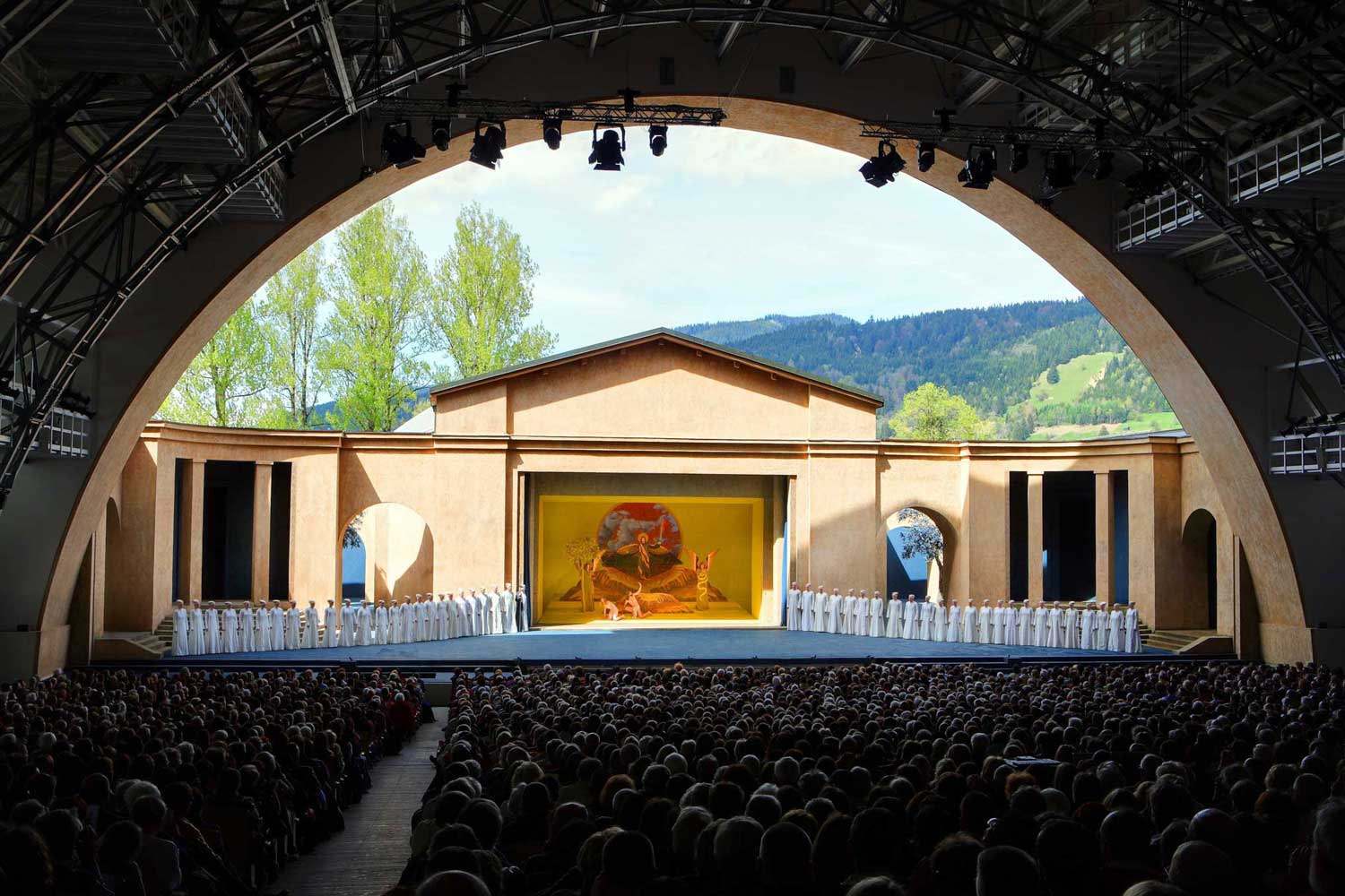 Germany Oberammergau Passion Play