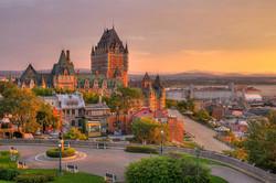 Canada QuebecCity Frontenac