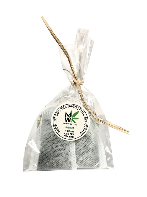 CBD Tea bags (Full Spectrum)