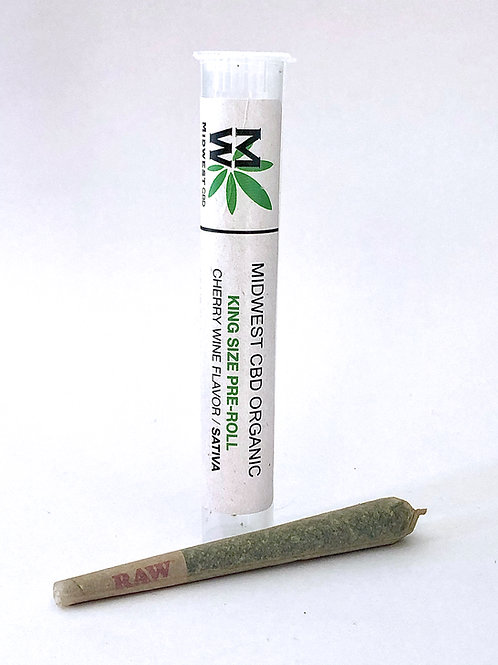 SATIVA King Size Pre-Roll -Joint