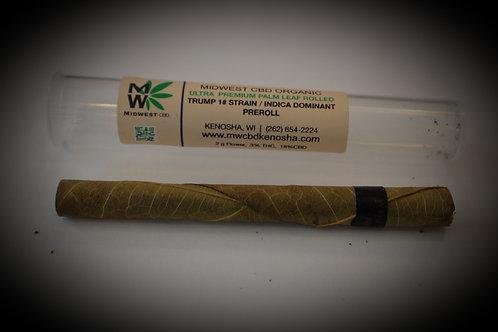 Indoor Trump -1 Palm leaf Pre-rolls
