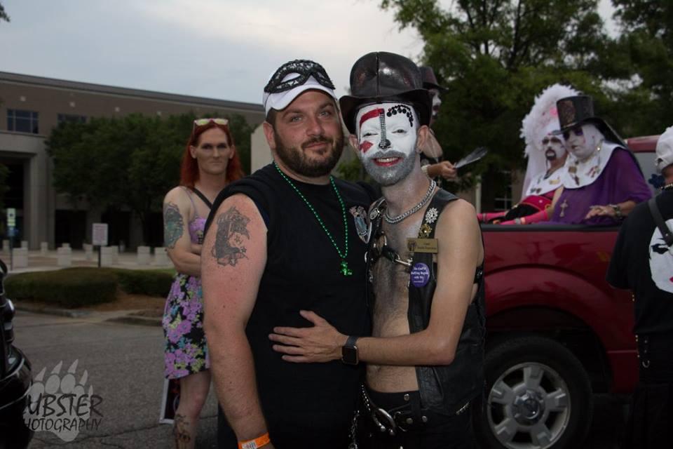 Sister at Pride