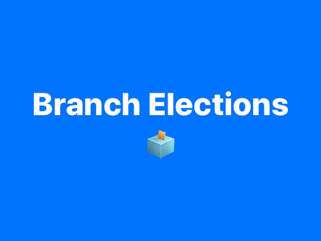 Branch Elections Notice