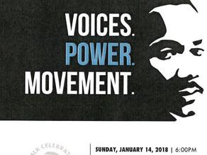 33rd Annual MLK Jr. Memorial Banquet