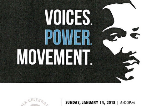 33rd Annual MLK Jr. Memorial Banquet