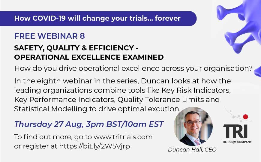Free webinar - Operational Excellence Examined