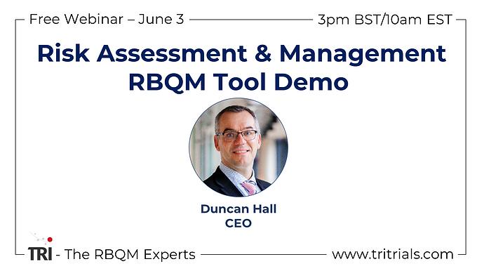 Risk Assessment & Management Tool Demo