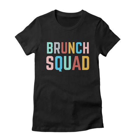 Brunch Tshirt Design Womens