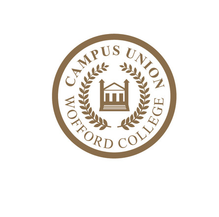 Campus Union Wofford College Badge Style Logo