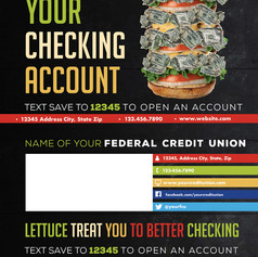 Credit Union Checking Account Onboarding