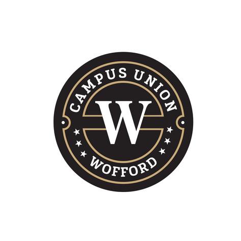 Wofford Campus Union Logo Design