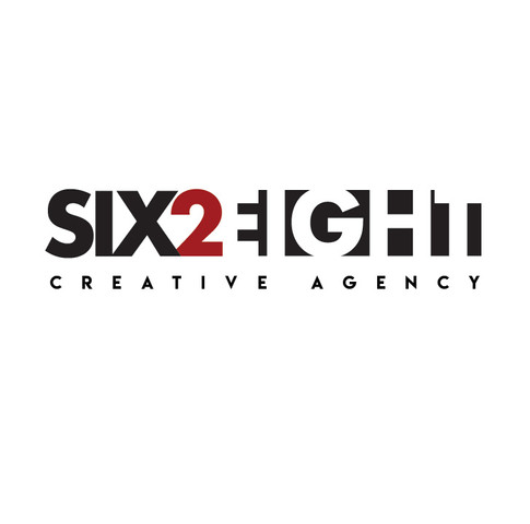 Six 2 Eight Creative Agency Logo