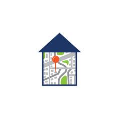 House Finder Logo Design