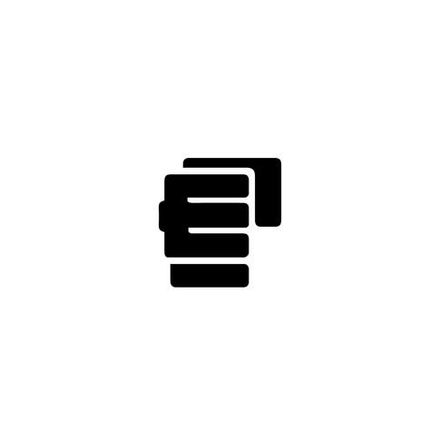 Pure Impact Fitness Logo Icon