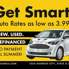 Credit Union Auto Promo