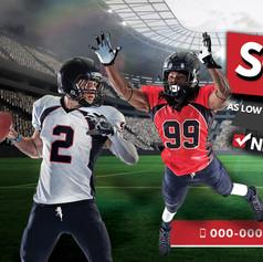 Score Rates as low as 2.99% Credit Union Bank Auto Promo Postcard Marketing