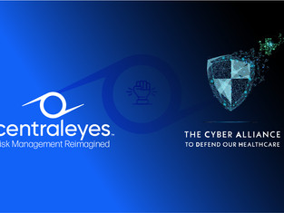 Centraleyes Partners with the Cyber Alliance to Protect Healthcare Systems