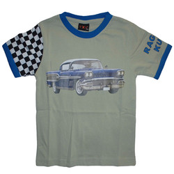 Barn T-Shirt Raggare 4