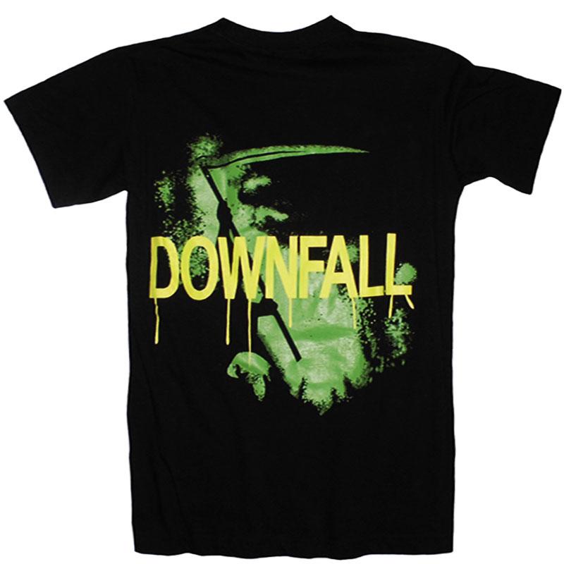 T-Shirt Children Of Bodom Downfall Bak