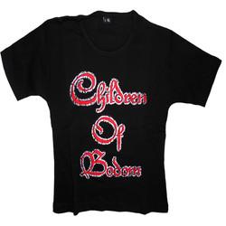 T-Shirt Dam Children Of Bodom