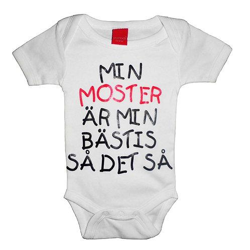 """""""Min Moster Är Min Bästis Så Det Så"""""""