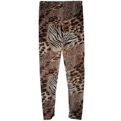 Tights 14 Leopard