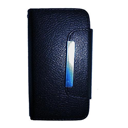 Mobil Fodral/Plånbok Iphone 5 Svart