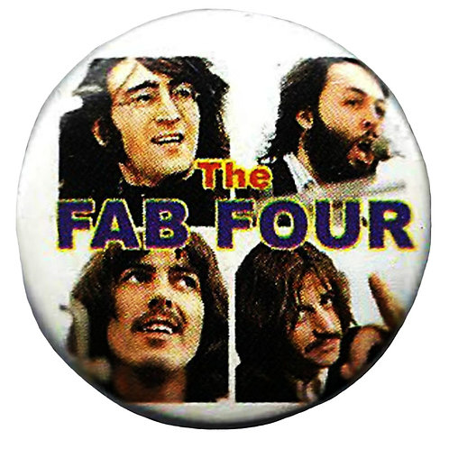 The Beatles - The Fab Four
