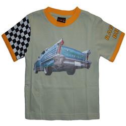 Barn T-Shirt Raggare 3