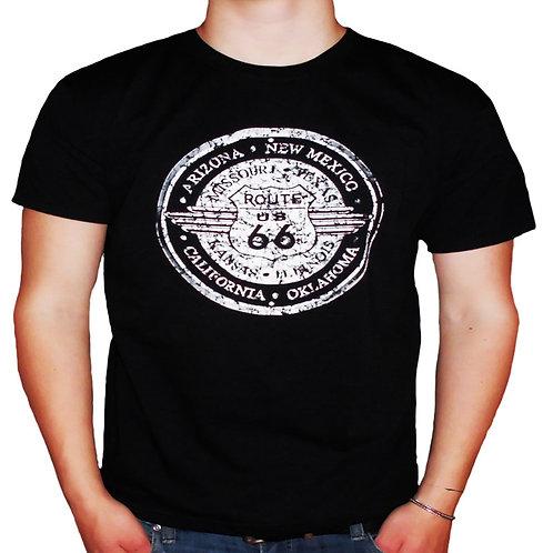 Route 66 Vintage Style