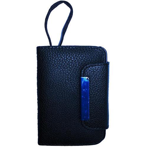 Mobil Fodral/Plånbok Iphone 4 Svart