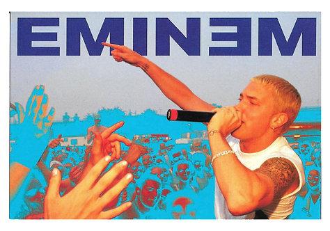 Vykort Eminem