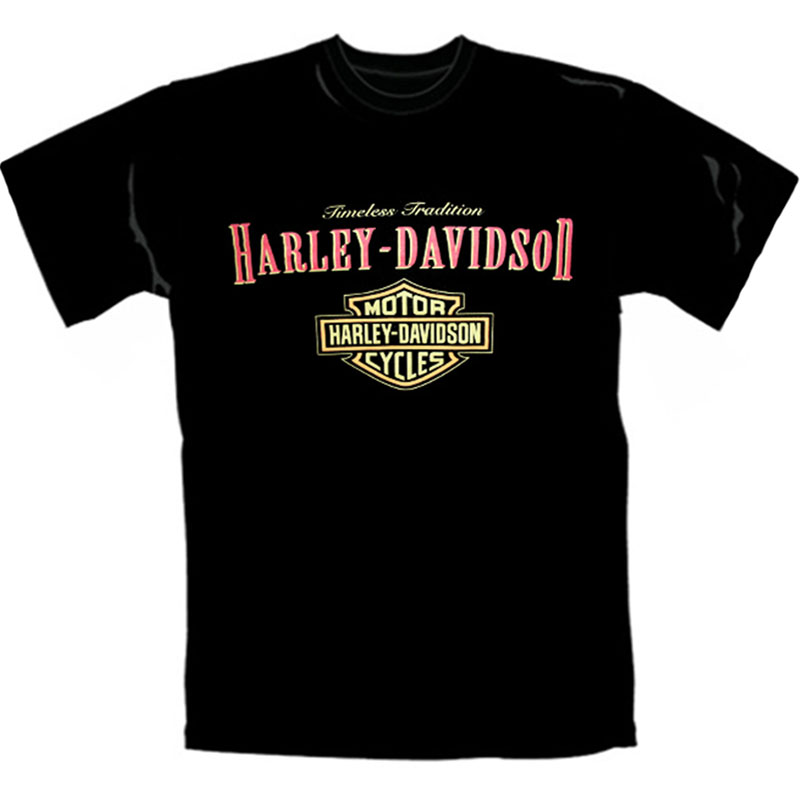 T-Shirt Harley Davidson Timeless Tradition