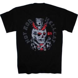 T-Shirt Hotrod Hellcat