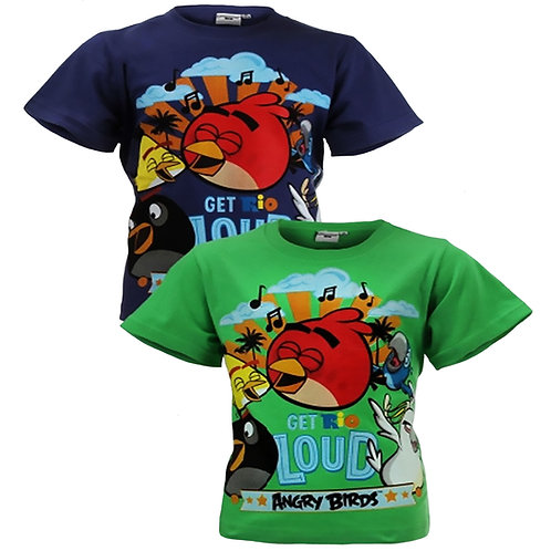 Angry Birds - Rio - Get Loud - Blue