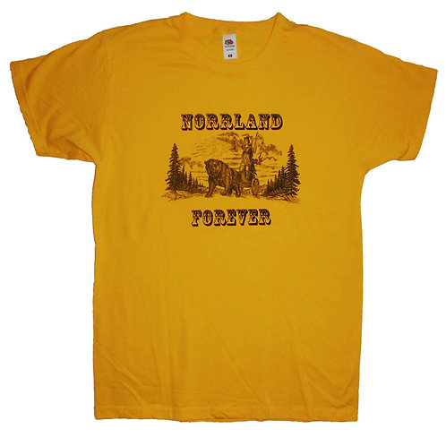 Norrland Forever - Gul