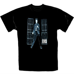 T-Shirt Elvis Presley Jailhouse Rock