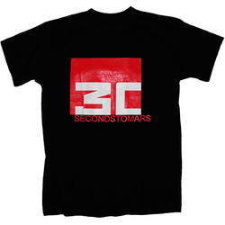 T-Shirt Seconds To Mars