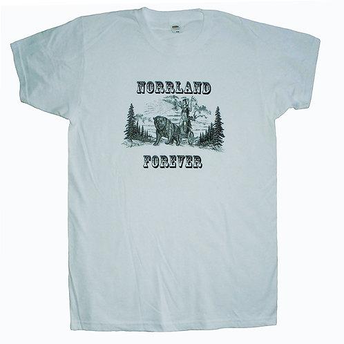 Norrland Forever - Vit